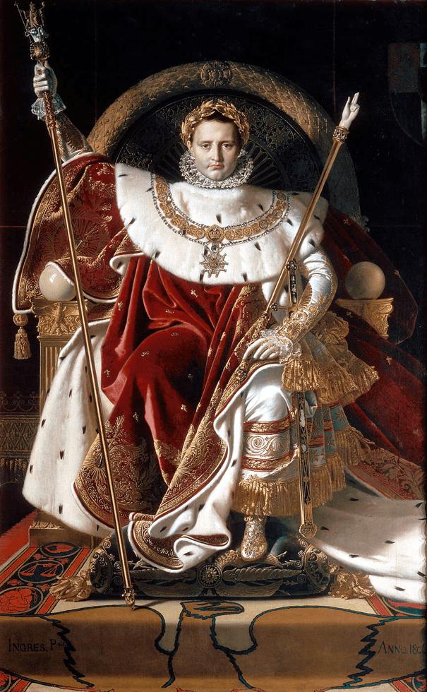 ナポレオンもワーテルローで敗れてから25年で合祀