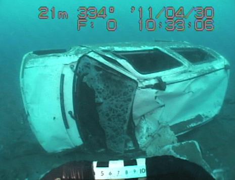 3.11震災後の海底でカメラロボが見たものとは