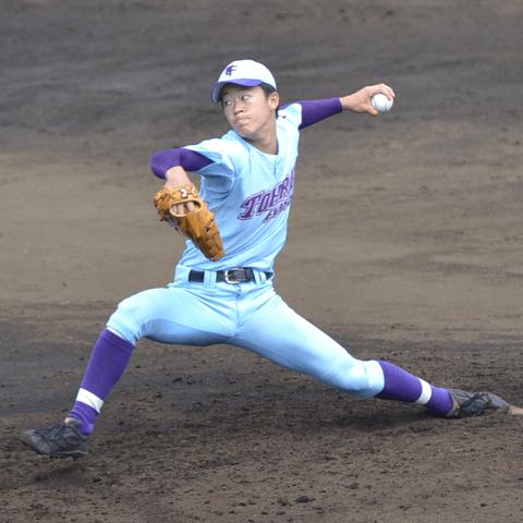 注目投手 矢澤宏太