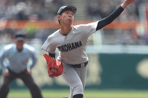 最速147キロの超高校級左腕・松本隆之介(横浜)ら春から追うべき高校生ドラフト注目選手 関東編